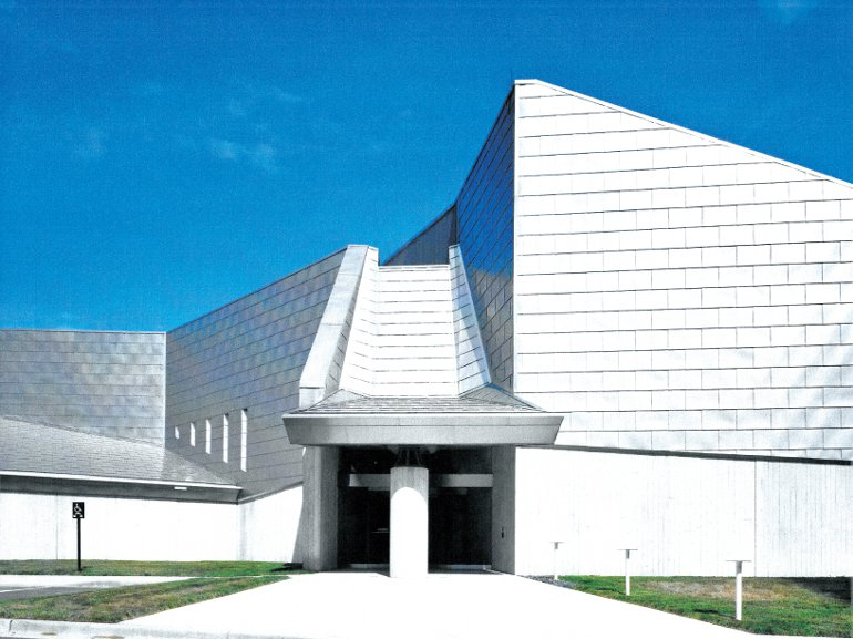 Among Birkerts' museum projects is the Kemper Contemporary Arts museum (1992) in Kansas City