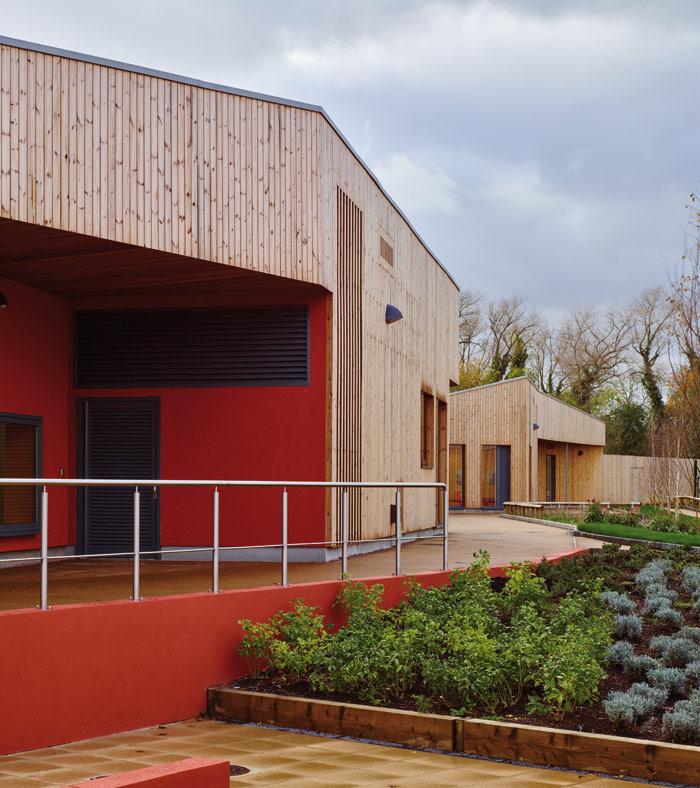 Kingfisher court, Hertfordshire