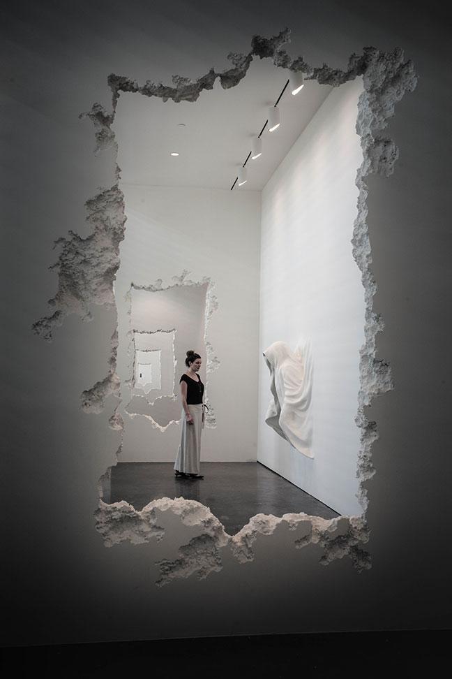 Daniel Arsham art