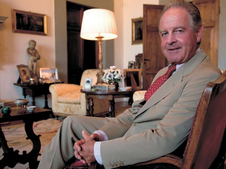 Marchese Piero Antinori, the 26th generation of his family to sell wine, has grown his company into the most important producer in Italy since taking over in 1966