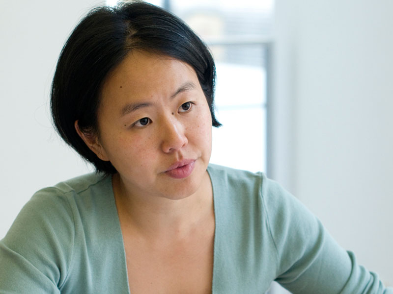 Maria Cheung Head of interiors, Squire and Partners