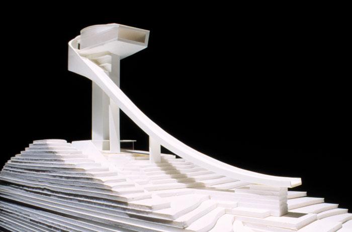 Bergisel Ski Jump Innsbruck, Austria (2002)