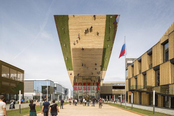 Russia Pavilion Milan Expo 2015