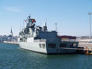 Vasco Da Gama-class vessel