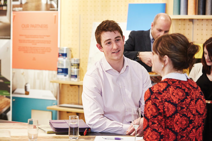 Nathan Watson, designer, Morgan Lovell