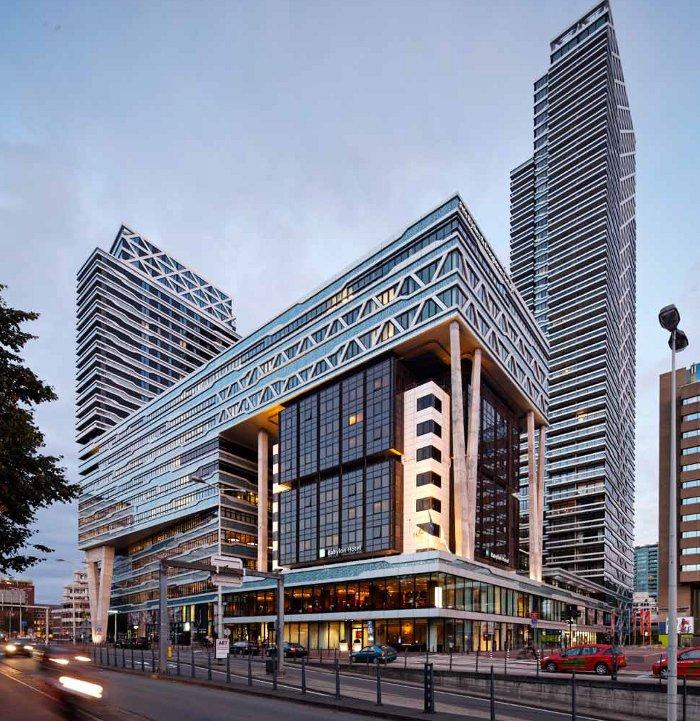 MVSA Architects New Babylon