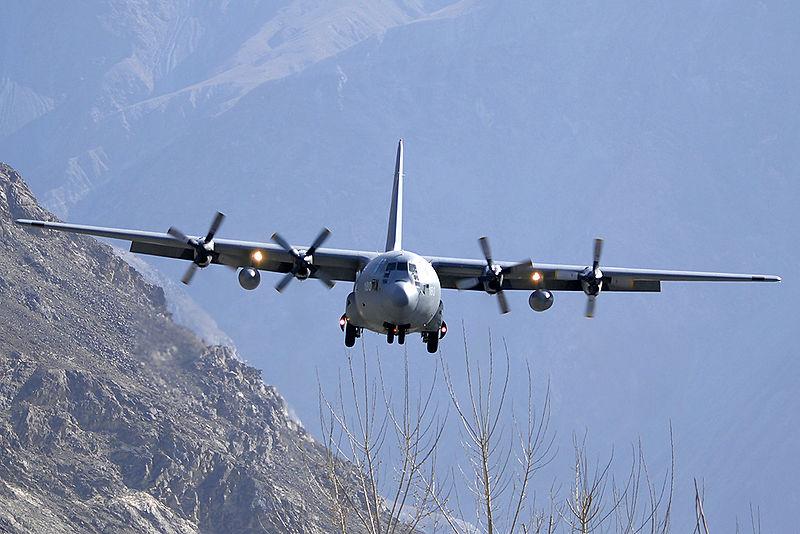 Pakistan C-130E