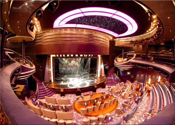 Palladium cruise entertainment theatre