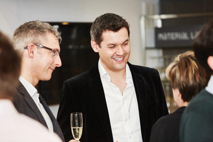 Chair Paul Barratt, managing director, Karndean Flooring