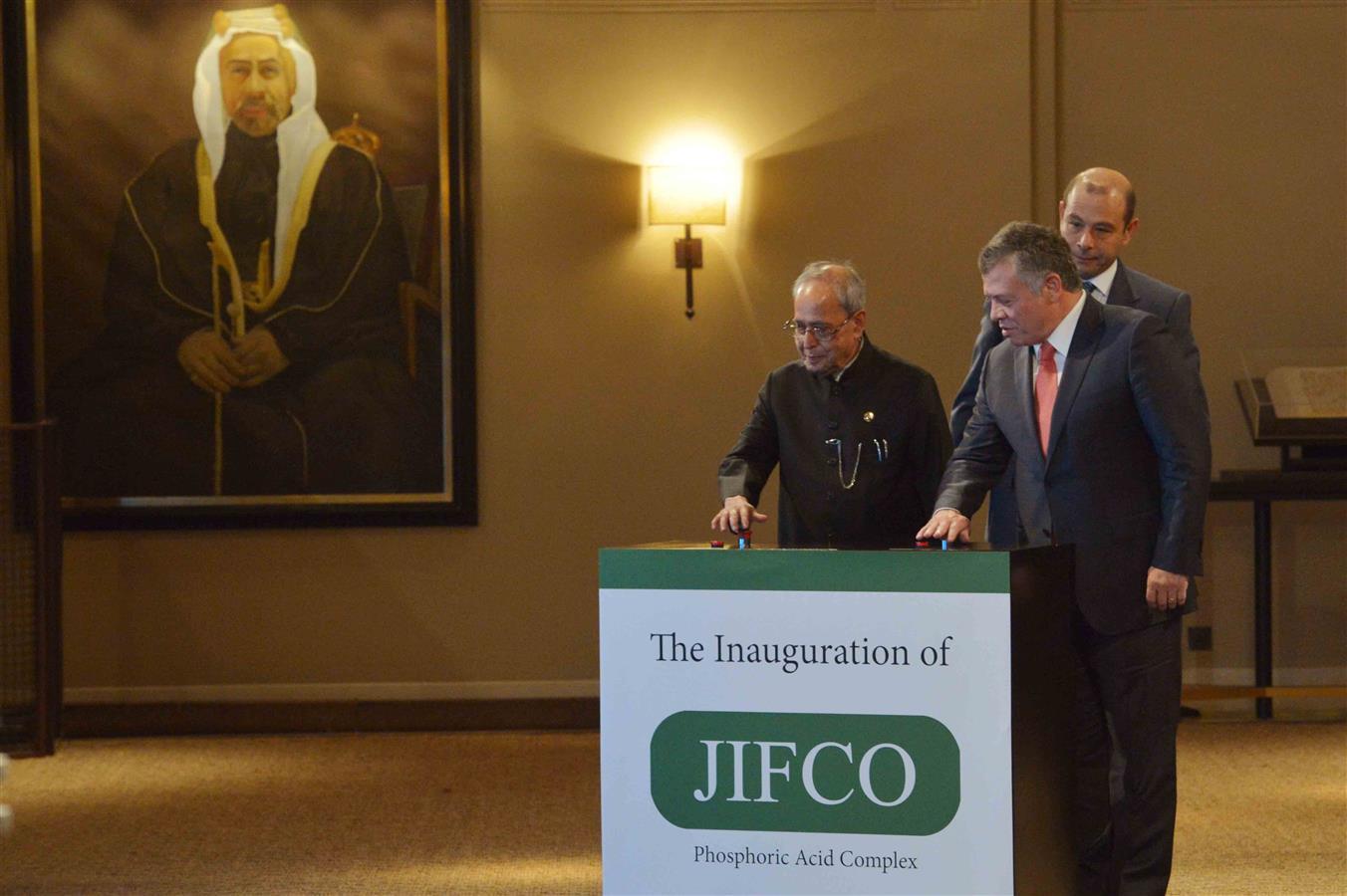 India Jordan