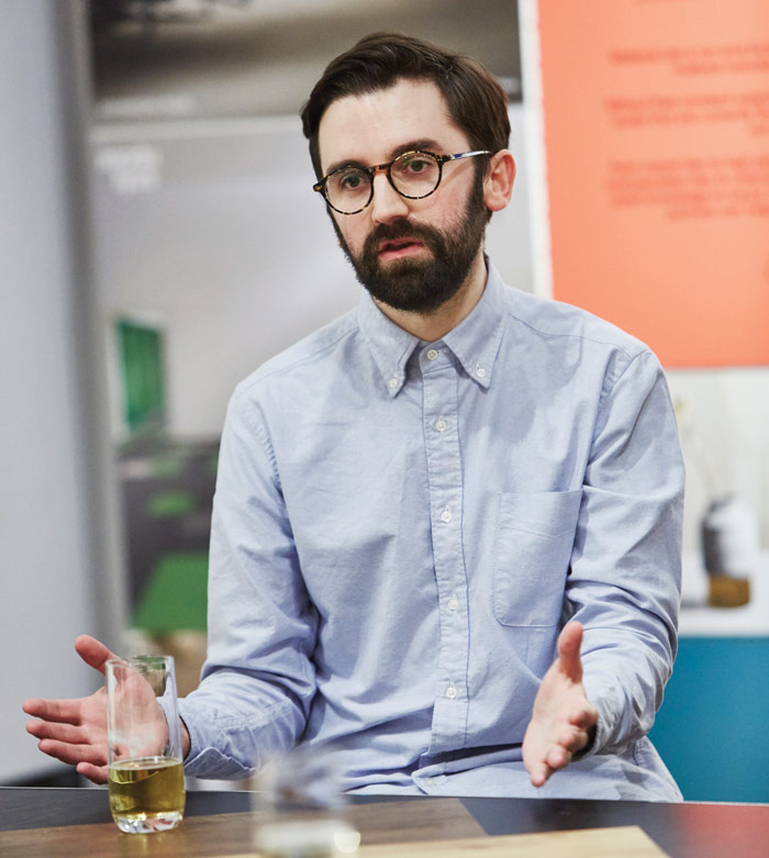 Richard Healy, Baux (Relay Design Agency)