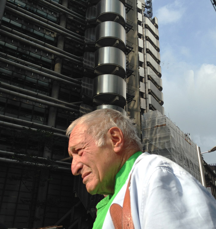 Richard Rogers, founder of RSHP