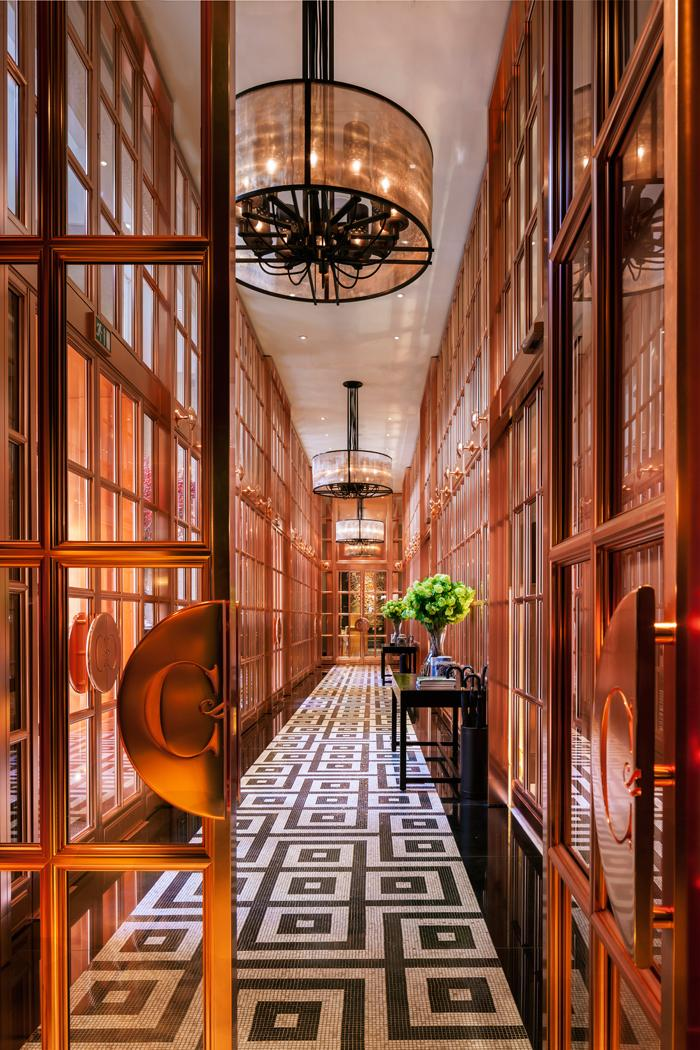 A new and unique take on luxury hotels in london for Unique hotels london