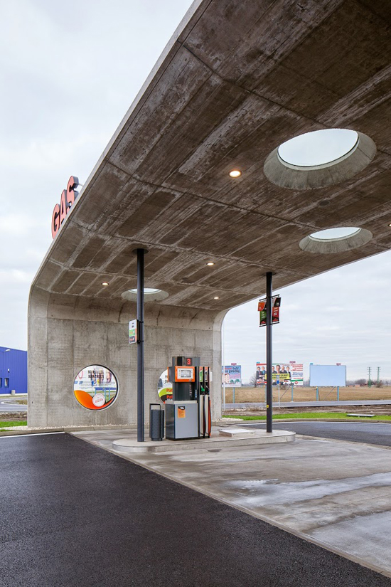 Glorious Gas Station Design The World S 10 Best Filling