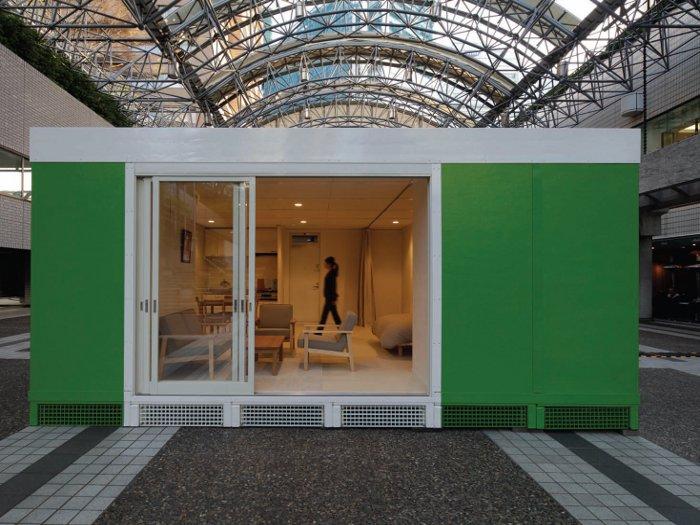 Renzo Piano Building Workshop, Diogene, Weil am Rhein, Germany 2013 Courtesy Vitra