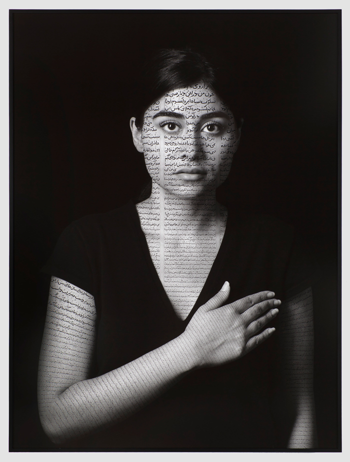 Shirin Neshat: Afterwards. Mathaf Museum, Doha.Photo: The Artist, Courtesy Maureen Paley, London.