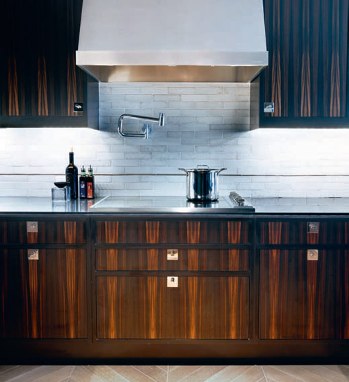The Latest In Kitchens And Bathrooms
