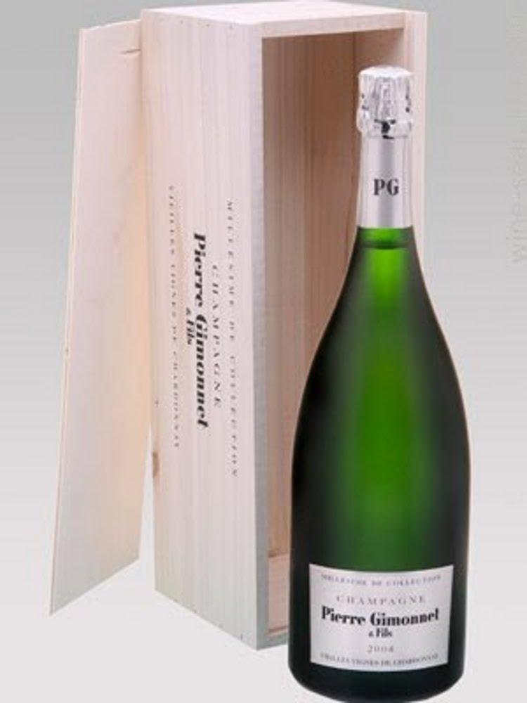 2004 Pierre Gimmonet and Fils Vielles Vignes de Chardonnay
