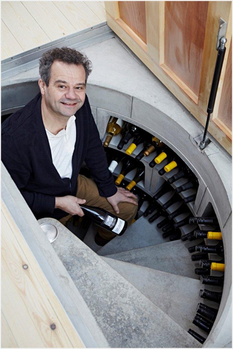 Stored wines