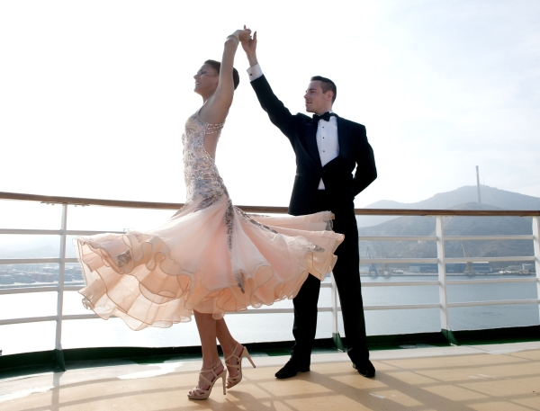 strictly come dancing cruise ships