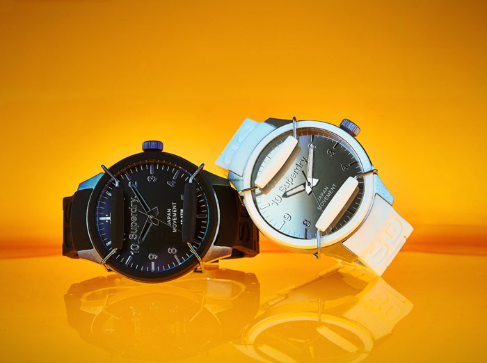 A new range of diving-inspired watches for men and women, called Scuba, but not suitable for the sport...