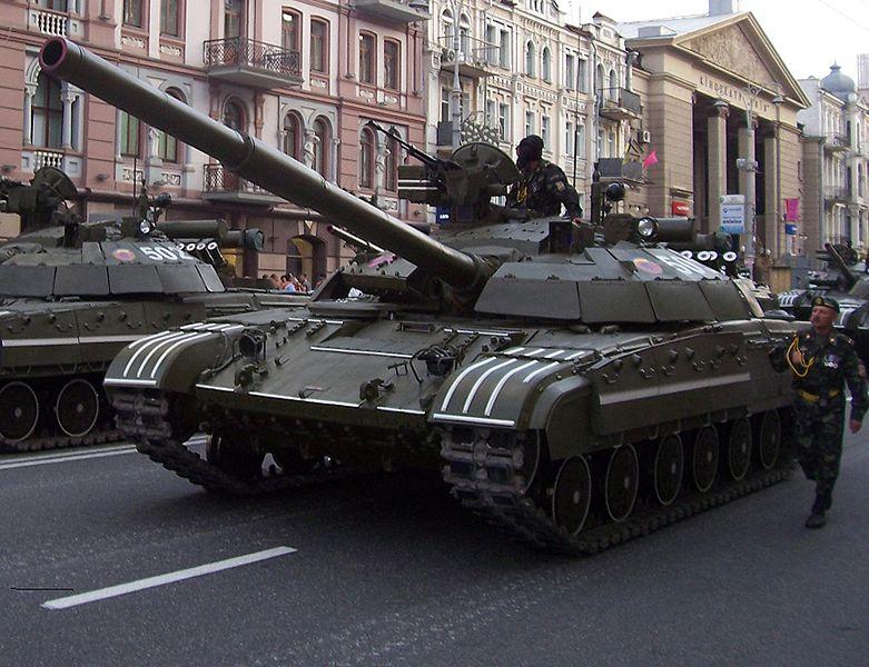 T-64BM tank