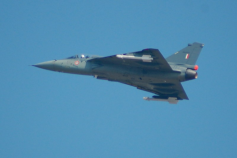 India S Tejas Aircraft Receives Advanced Electronic