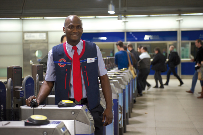 A new uniform design is being designed for TfL staff by Wayne Hemingway