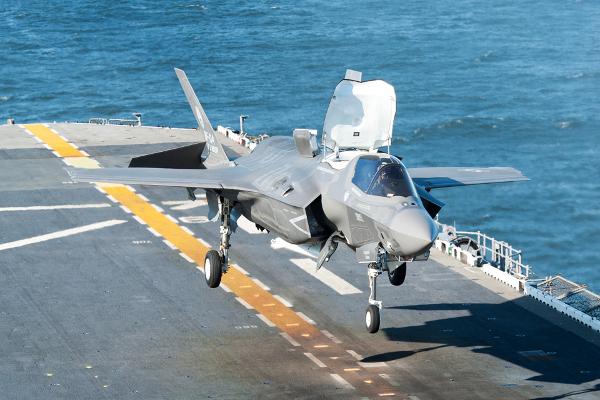 UK F-35 jet