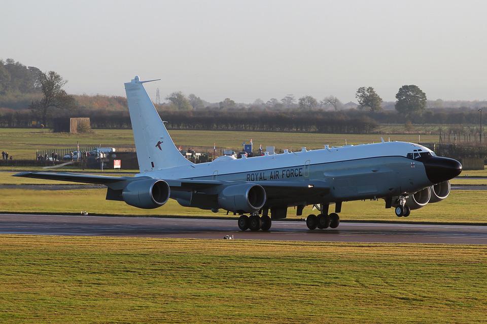 RAF Rivet Joint