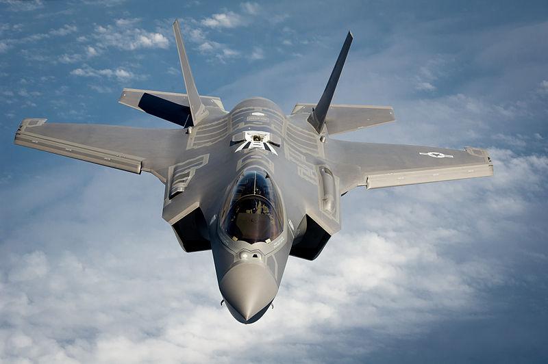F-35A aircarft