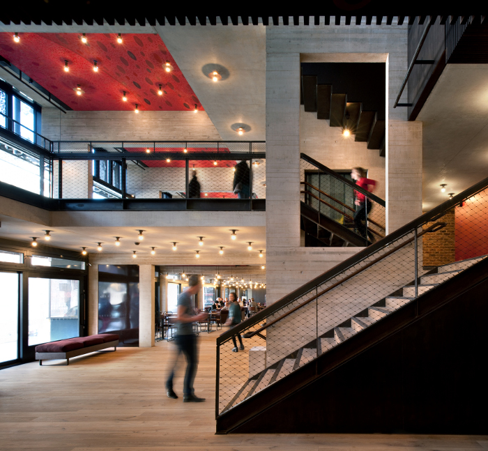 Everyman Theatre Liverpool By Haworth Tompkins