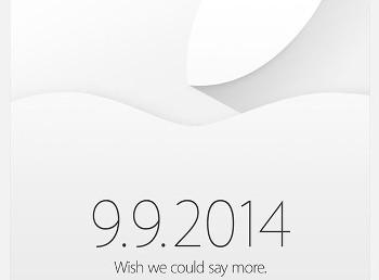 iPhone 6 invite