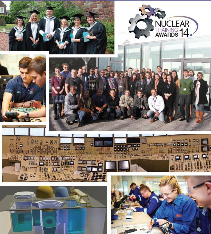Nuclear Training Awards 2014