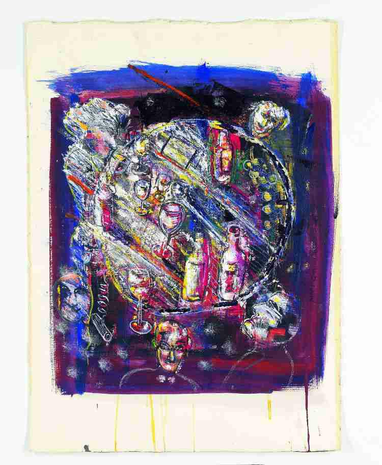 Taste Memory by Martin Fuller