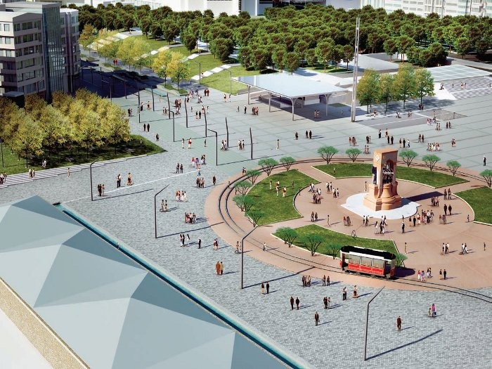 These plans to transform Gezi Park, near Taksim Square, into a shopping centre and pedestrianised plaza sparked a wave of protests in Istanbul and beyond