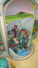CAP1400 reactor model