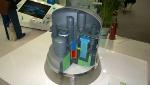 ACPR-100 reactor model