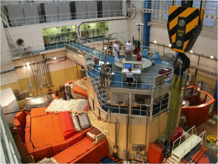 Budapest Research Reactor (BRR), one of nine facilities used for training by the Eastern European Research Reactor Coalition.