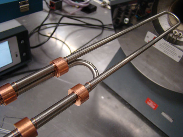 A practical acoustic thermometer tested by National Physical Laboratory
