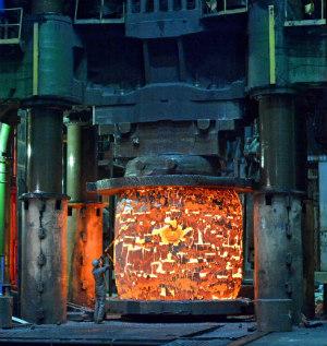 Ingot for VVER-TOI reactor shell