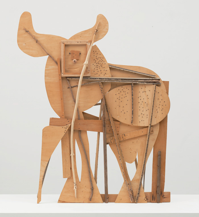 Picasso's sculpture