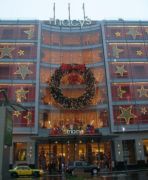 Macy's in San Francisco