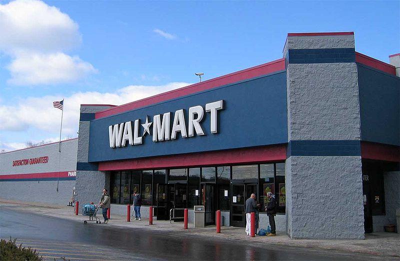 Walmart service