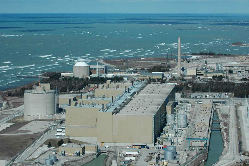 Canada nuclear