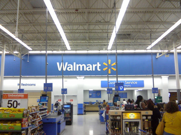 Walmart closure
