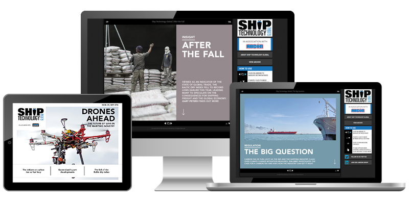 Ship Technology Global: Issue 30