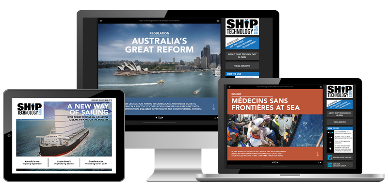 Ship Technology Global: Issue 24