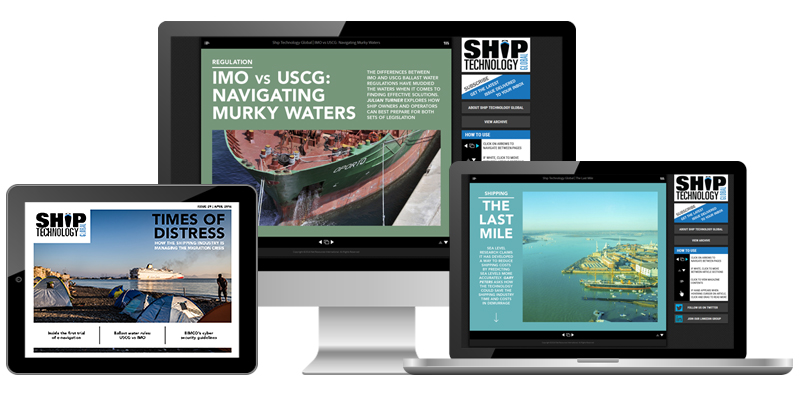 Ship Technology Global: Issue 29