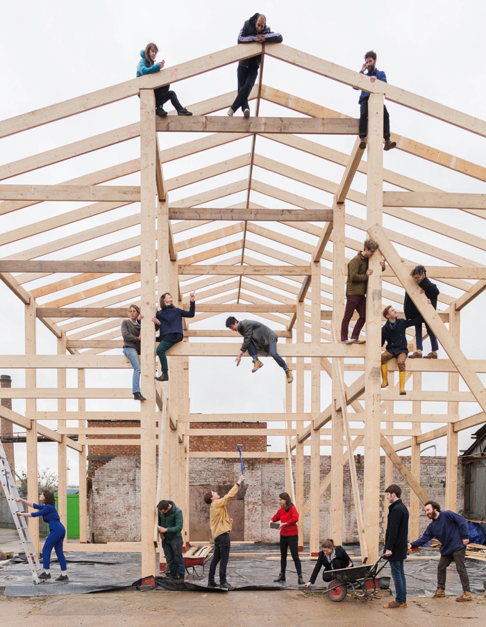 Multidisciplinary collectives such as Turner-prize winning Assemble are helping to redefine the role of the architect. Photo Credit: Assemble